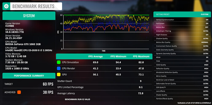 benchmark with settings on Ultra.PNG